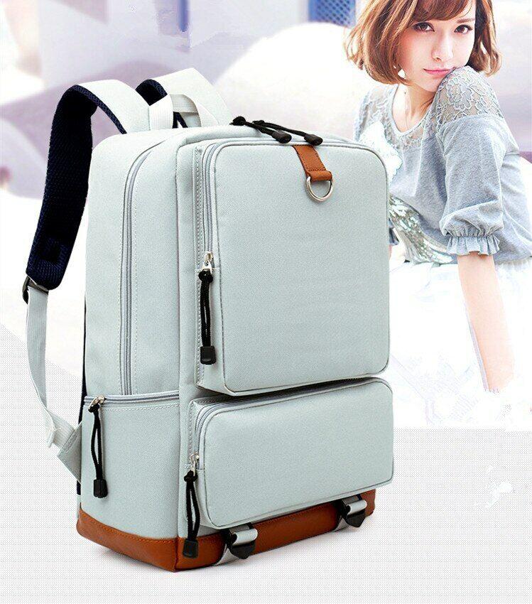 Laptop Backpack Men Women Casual Travel Waterproof backpacks College Schoolbag Bags