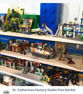 LEGO Booth (St Catharines)