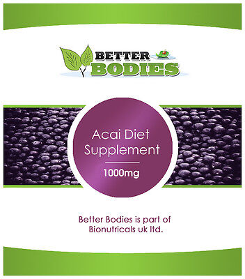 sehr stark Acai Beere Diätpillen für schnell Gewichtsverlust Abnehmen Tabletten