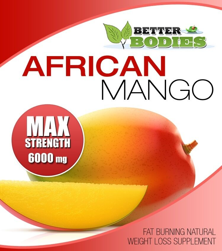 c902f309d AFRICAN MANGO MAX 6000mg STRONG STRENGTH WEIGHT LOSS DIET 90 SLIMMING PILLS