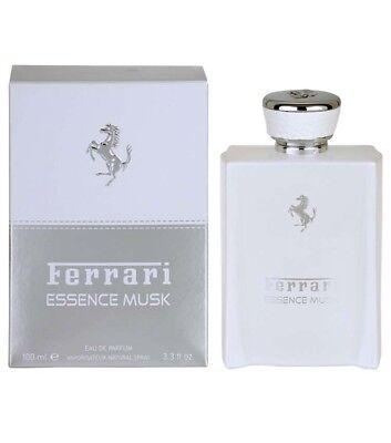 FERRARI ESSENCE MUSK Parfüm für Männer edp eau de parfum 100 ml und original