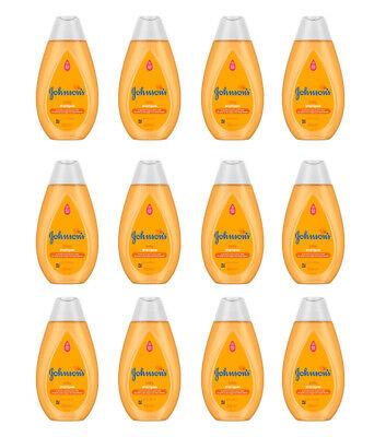 12 Stück JOHNSON'S Baby Shampoo Kinder Empfindliche Produkte für Haar 300