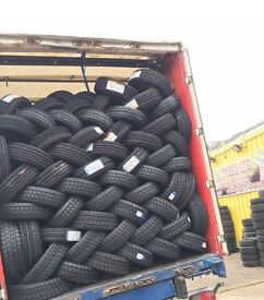 """15"""" 16"""" 17"""" 18"""" 19"""" Part worn and new tyre cheap tyres in London fitting balance mobile service"""
