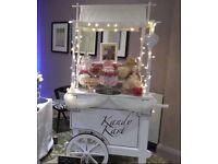 Candy cart kandy kart sweet cart hire rental London