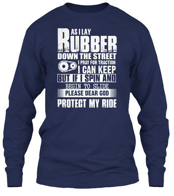 - Premium Funny Biker Gifts Dirt Bike S Motorcycle Gildan Long Sleeve Tee T-Shirt