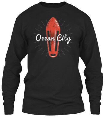 Life Guard Float (Supersoft Ocean City Lifeguard Float Life Guard Gildan Long Sleeve Tee)