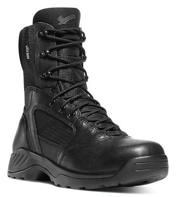 Danner Kinetic GTX 8 inch Plain Toe Police Uniform Boots - 28010 All Sizes Avail Danner 8 Inch Boots