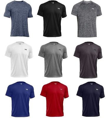 Under Armour 1228539 Men's Training UA Tech T-Shirt Short Sleeve Tee Size S - (Under Armour Tech Tee)