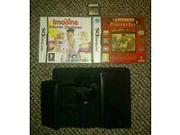 Nintendo Ds Lite Bundle with 3 Games