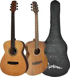 Martinez Steel String Acoustic Guitar with Gigbag! Irymple Mildura City Preview