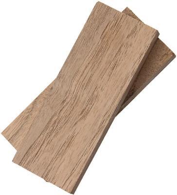(Rough Rider Custom Shop Knife Scales Set of Two American Walnut Wood Handle 1483)