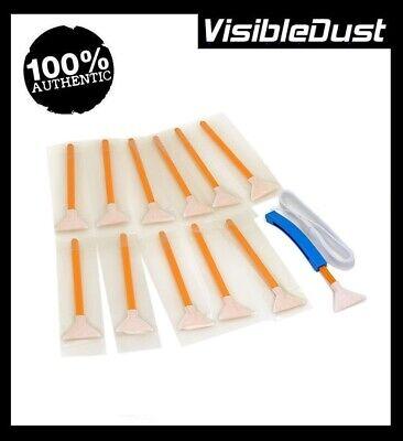 Visible Dust Swabs DHAP for 1.0x Full Frame Sensor - Orange Series (12-Pack)  Visible Dust Swabs