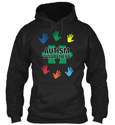 Easy-care Autism Awareness - Gildan Hoodie Sweatshirt Gildan Hoodie (Awareness Sweatshirt)