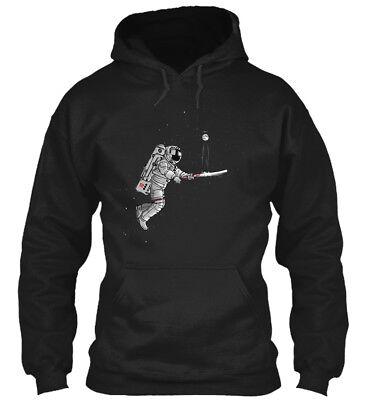 Space Cricket Gildan Hoodie Sweatshirt Cricket Mens Hoodie