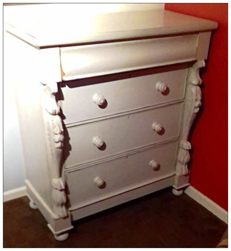 Beautiful XL shabby/ French chest of drawers