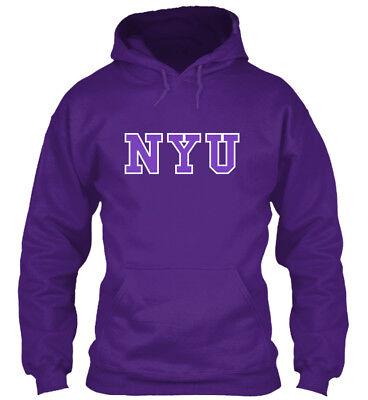 Trendy New York University   Nyu Gildan Hoodie Gildan Hoodie Sweatshirt