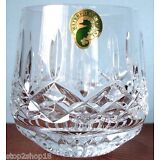Waterford Lismore Roly Poly Tumbler Old Fashioned Crystal Glass NEW