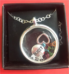 Avon Family necklace