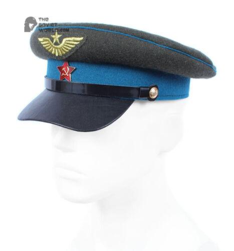Russian Vintage Soviet RKKA Hat Officers AIR force sample 1935-1943 copy