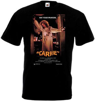 Movie 4t (Carrie v.4 T shirt black horror movie poster all sizes)