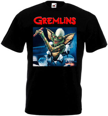 GREMLINS SPIKE Movie Poster T shirt all sizes - Gremlins Spike