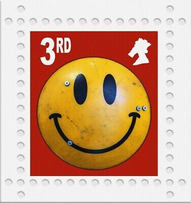James Cauty Peterloo Massacre 200th anniversy smiley Riot shield 3rd class Print, used for sale  Shipping to Ireland