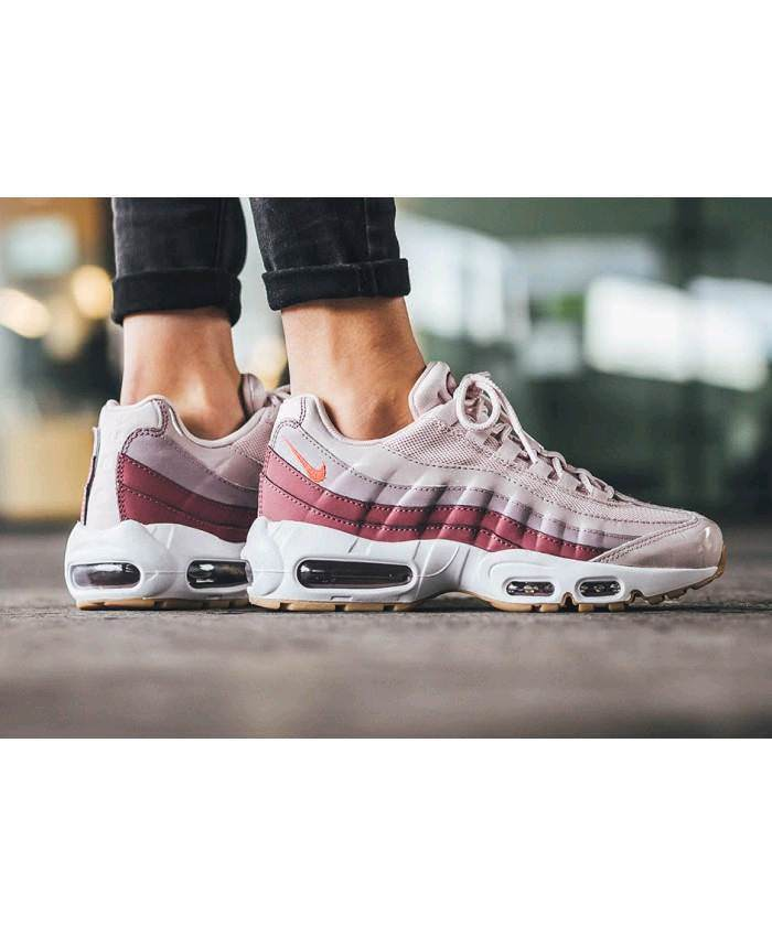 outlet store 99660 ae36e nike air max 95 womens pink