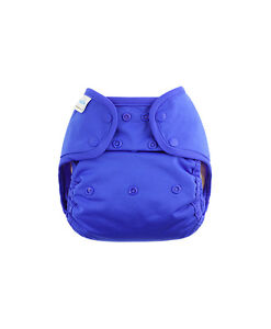 Blueberry Coverall One-Size Diaper Covers