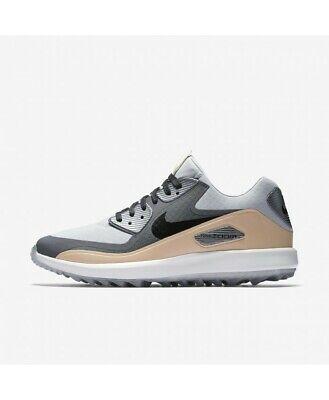 469a05bdfaef Nike Air Zoom 90 IT NGC Golf Platinum Rory McIlroy 904770 001 US Men s 9.5