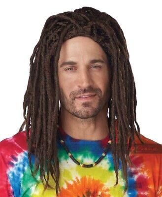 California Costumes Island Dreads Wig Rasta Hippy Adult Halloween Costume 70583 - Dreads Wig Halloween