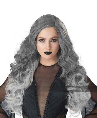 Dark Angel Perücke Gothic Punk Damen Halloween Kostüm 70941 (Gothic Angel Halloween Kostüm)