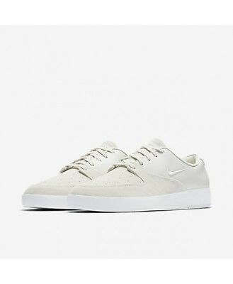 a06ccd593c29 Nike SB Zoom White Paul Rodriguez 918304-101 Men s Skateboarding Shoes Size  10.5