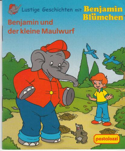 Benjamin BlümchenBenjamin und der kleine Maulwurf Pestalozzi Nr. 30