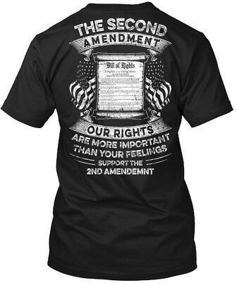 2Nd Amendment Our Rights Mp   The Second Bill Of Are Hanes Tagless Tee T Shirt