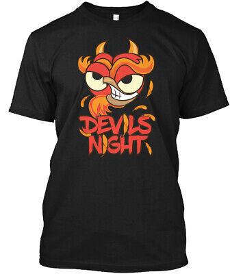 Halloween Devils Night (Halloween Devils Night - Hanes Tagless Tee)