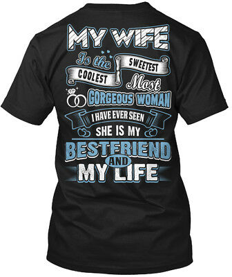 My Wife Is Best Friend    I Will Always Love You The Hanes Tagless Tee T Shirt