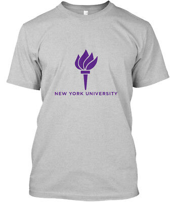 Machine Washable New York University   Hanes Tagless Hanes Tagless Tee T Shirt