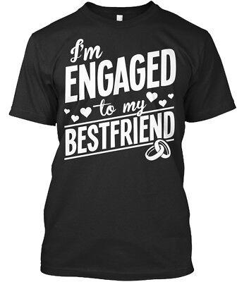 Im Engaged To My Bestfriend - I'm Best Friend Premium Tee