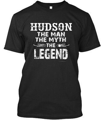 Hudson Man, Myth, Legend - The Man Myth Standard Unisex T-shirt