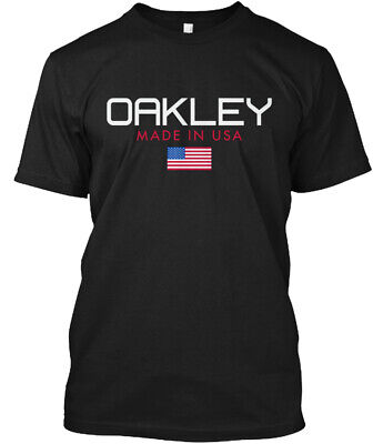 Oakley Made In Usa Hanes Tagless Tee T-Shirt