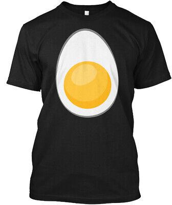 Deviled Egg Costume Wear With Devi Hanes Tagless Tee T-Shirt](Deviled Egg Costume)