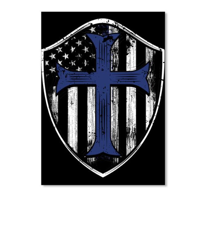Supersoft God Almighty Gave His Archangels Sticker - Portrait Sticker - Portrait