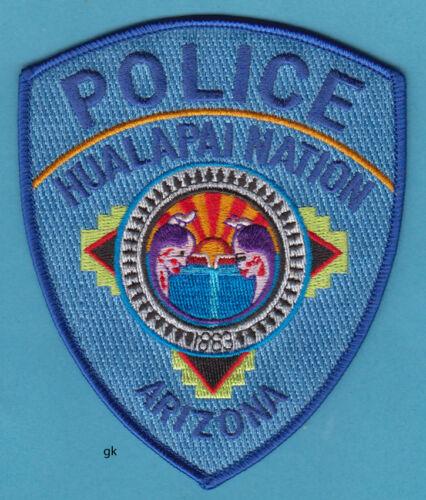 HUALAPAI NATION  TRIBAL POLICE  PATCH. ARIZONA.