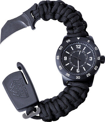 Outdoor Edge Paraclaw CQD Watch Large Stainless Blade PW90Z