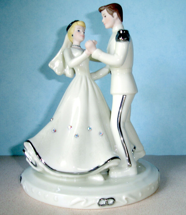 disney wedding cake toppers canada lenox cinderella amp prince wedding cake topper disney 13593