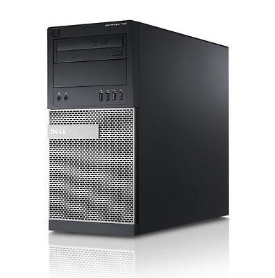 Dell OptiPlex 990 MT 3.30 Core i7 2600 8GB 500gb Windows 7 PRO 64 & COA