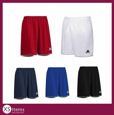 adidas Parma 11 Shorts Sport Activity Black/Blue/Navy/White/Red XS/S/M/L/XL/XXL