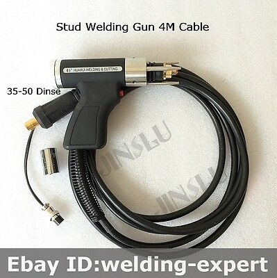 12 Ft 4 Meter Stud Gun Capacitor Discharge Cd Stud Welding Torch Spot Welding