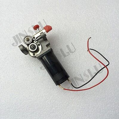 Toothed Gear Box Motor Mig Spool Gun Wire Feed Aluminum Welder Torch Weld Parts