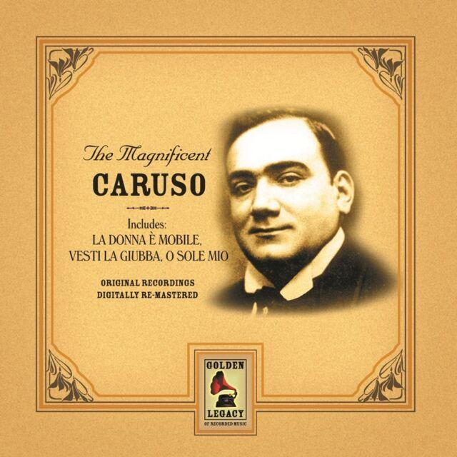 Enrico Caruso - Magnificent Caruso CD